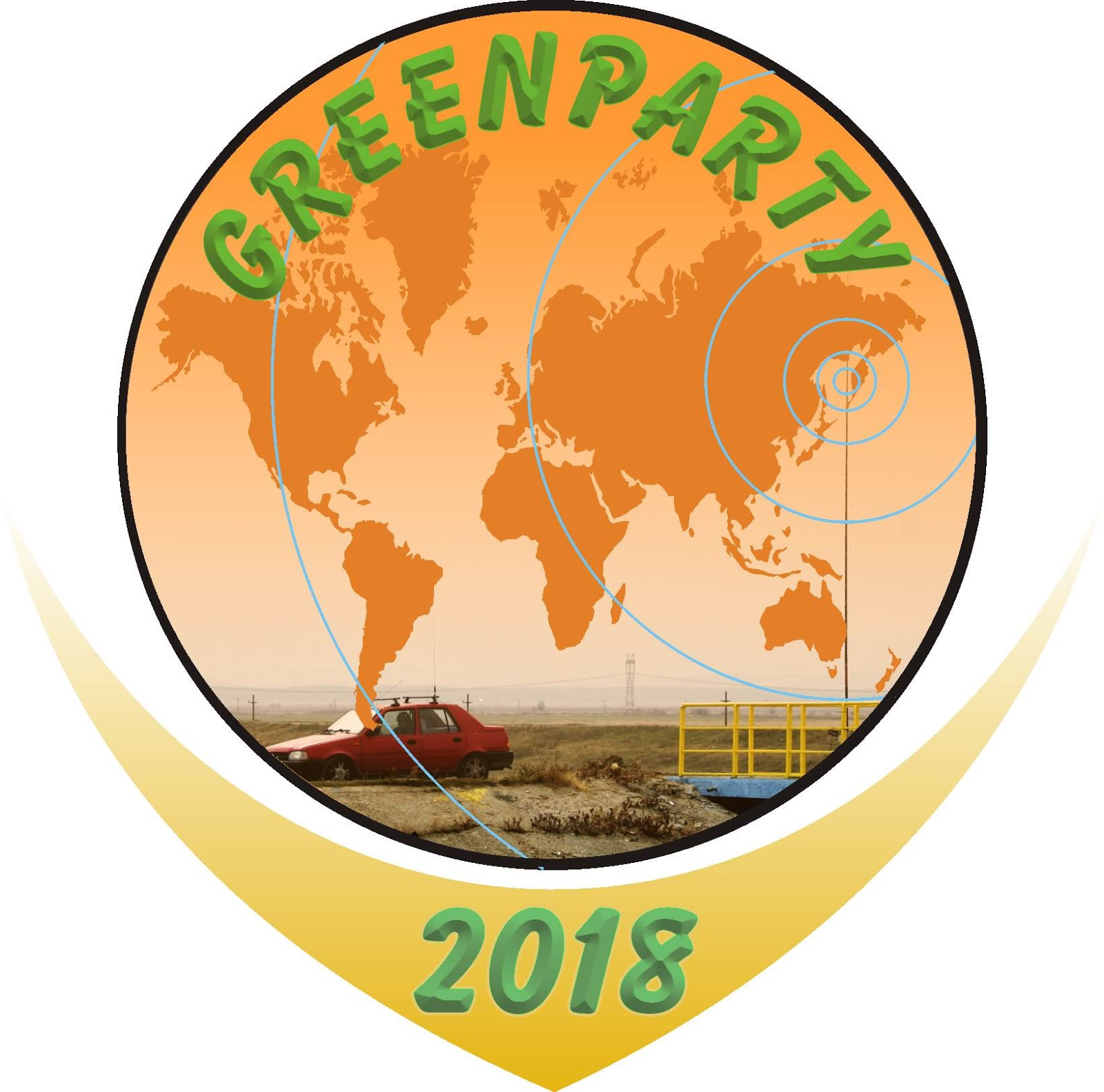 GreenParty Logo