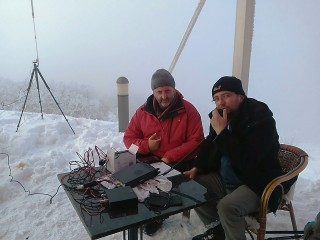 Winter SOTA activation